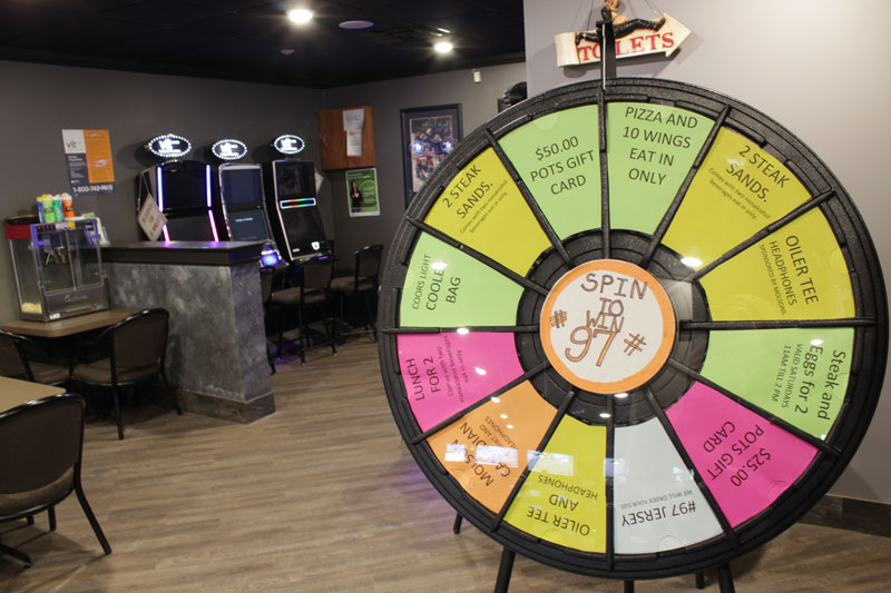 #97 Spin To Win